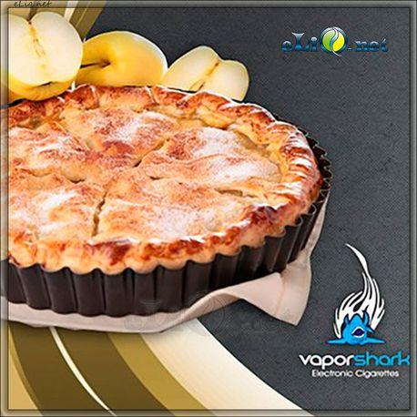 30 мл VaporShark - Apple Pie A La Mode - Премиальные жидкости из США.