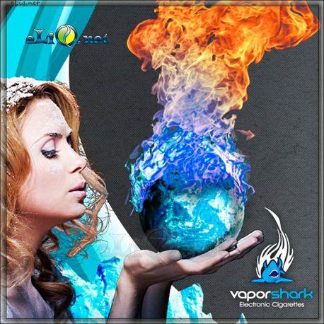 30 мл VaporShark - Fire and Ice - Премиальные жидкости из США.