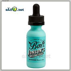 Ben Jonson's - Schooner - Премиальные жидкости из США.