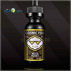 60 мл Milk & Honey. COSMIC FOG - Премиальные жидкости из Калифорнии.