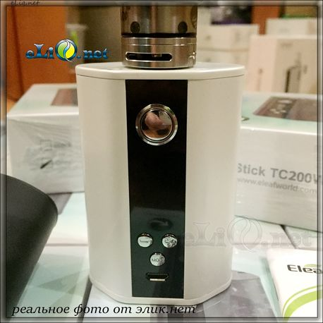 Eleaf iStick 200W TC box mod - боксмод вариватт с ТК