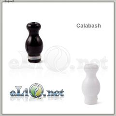 Ceramic Calabash Drip Tip for 510/901