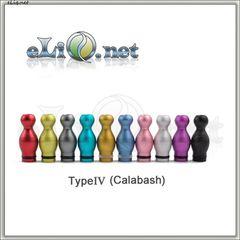 510/901 Aluminum Drip Tip (Calabash)