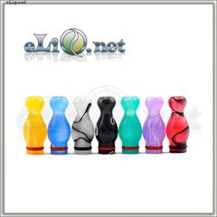 Colored Calabash Drip Tip for 510/901