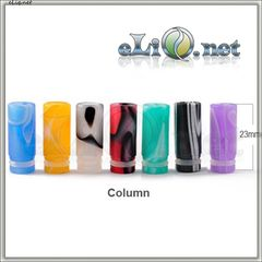 Colored Column Drip Tip for 510/901