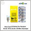 Испаритель Hive Coil (0.35ohm) для Horizon Arctic V8 & Arctic V8 Mini Atomizer.
