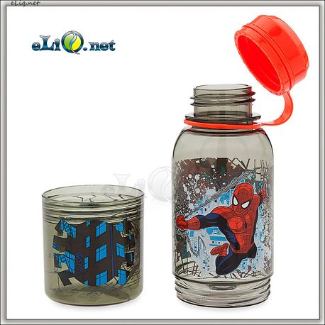 Spider-Man Snack Bottle (Disney) Бутылочка 350 мл.