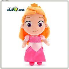 Toddler Aurora Plush Doll - Sleeping Beauty - (Аврора. Дисней. Disney) - плюшевая кукла-малышка.