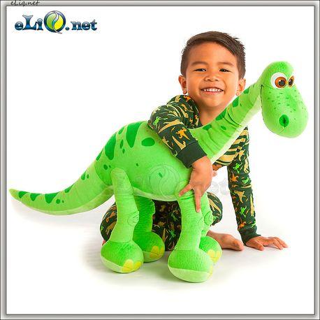 Большой Арло (Arlo). The Good Dinosaur. Хороший / добрый динозавр. Дисней. Плюшевая игрушка.