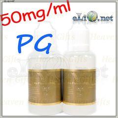 30ml HG 50mg/ml No Flavor e-juice e-liquid (PG,50mg/ml)