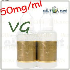 30ml HG 50mg/ml No Flavor e-juice e-liquid (VG,50mg/ml)