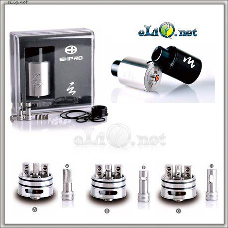 Ehpro Yun RDA - обслуживаемый атомайзер для дрипа.