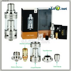 Vaporesso ORC Tank with SS cCell Coil - сабомный атомайзер с керамическим испарителем.  Оригинал.
