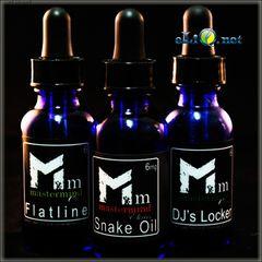 30 мл Mastermind - DJ's Locker - Премиальные жидкости из США.