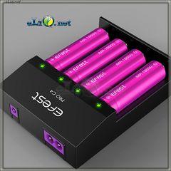 Efest Pro C4 Smart charger универсальное четырехслотовое зарядное устройство
