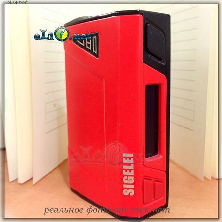 Sigelei J80 TC80W 2000mAh Box Mod. Боксмод варивольт-вариватт с температурным контролем и встроенным аккумулятором.