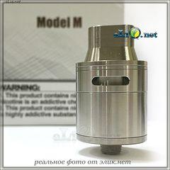 Дрипка Ehpro Model M RDA. Обслуживаемый атомайзер для дрипа.