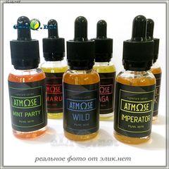 30 мл Amaru Atmose. Жидкость для заправки электронных сигарет. Атмос