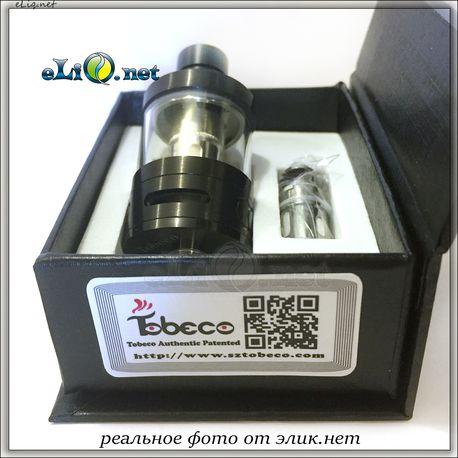 Tobeco Original SuperTank 25mm - 5ml - сабомный атомайзер.