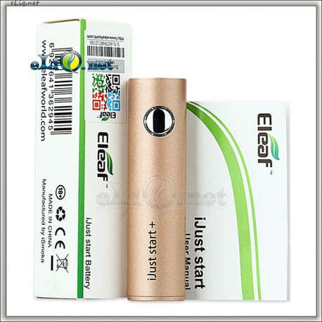 Eleaf iJust Start Plus Battery - 1600mAh - аккумулятор для электронной сигареты.