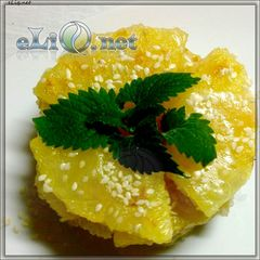 Pinapple Mint (eliq.net) - жидкость для заправки электронных сигарет. Ананасовая мята.