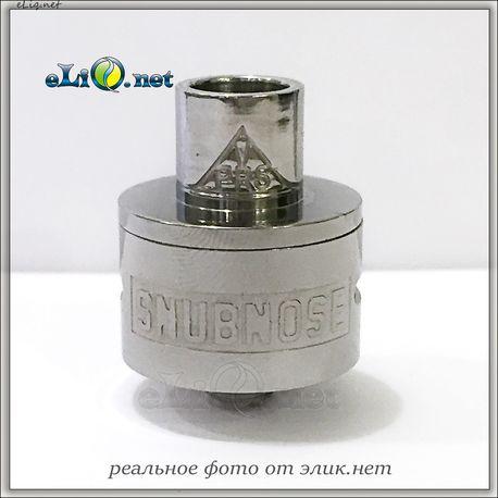 Дрипка [Tobeco] Snubnose RDA - Обслуживаемый атомайзер для дрипа.