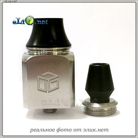 [Tobeco] Atty 3 RDA - обслуживаемый атомайзер для дрипа.