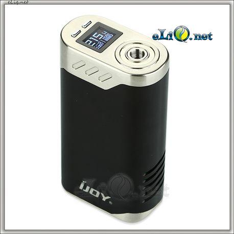 215W IJOY Limitless LUX Dual 26650 Box MOD боксмод вариватт с температурным контролем.