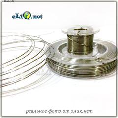 0.5 мм Кантал / фехраль (Kanthal A1 FeCrAl)