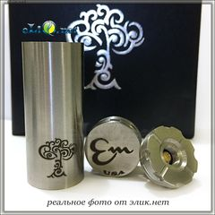 18350 / 18350 / 18650 Tree of Life Mechanical Mod -  Мехмод (клон)