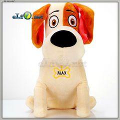 Макс. Тайная жизнь домашних животных. Мягкая игрушка. The Secret Life of Pets. Max.