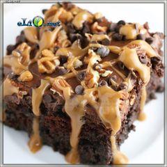 Торт Шоколадная Черепаха (eliq.net) - жидкость для заправки электронных сигарет. Turtle cake.