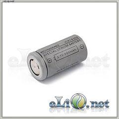 [18350] ICR 3.7V 900mAh Unprotected - незащищенный аккумулятор