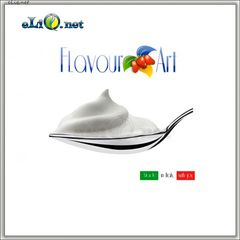 10 мл Cream fresh. FlavourArt - ароматизатор для самозамеса. FA Италия.