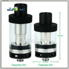 Aspire Atlantis EVO Extended Tank Kit - 2 - 4ml - сабомный клиробак.
