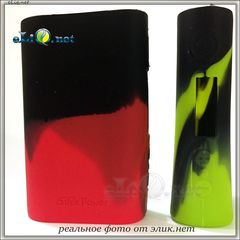 Силиконовый чехол на мод 80W Eleaf iPower TC MOD. Skin.