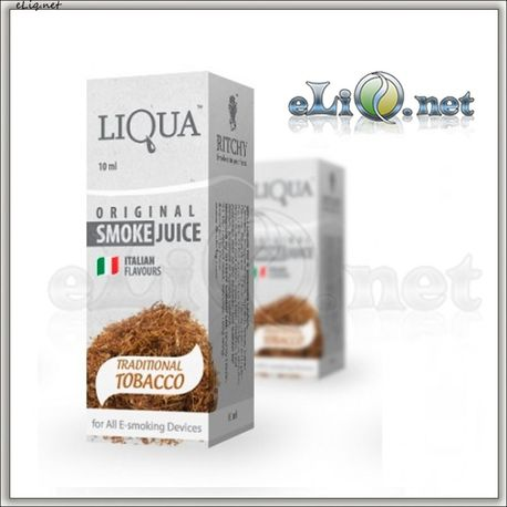 30 мл LIQUA Traditional Tobacco 18 мг (М)