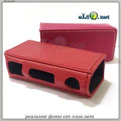 Кожаный чехол на Joyetech eVic-VTC Mini.