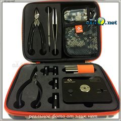 GeekVape 521 Master Kit - большой набор инструментов + 521tab + кейс.