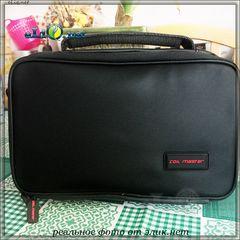 Coil Master Vape Bag. Удобная, вместительная, легкая сумка для вейперов.