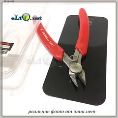 Coil Master Wire Cutter - кусачки. Коил Мастер оригинал.