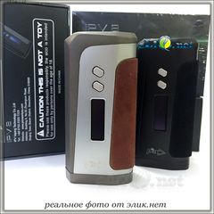 Pioneer4you IPV 8 230W TC YiHi SX330-F8 Chip Box Mod. боксмод вариватт с температурным контролем.