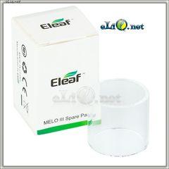 Стеклянная колба на Eleaf Melo 3 Mini.