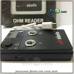 Wotofo Ohm Reader (цифровой омметр и вольтметр)