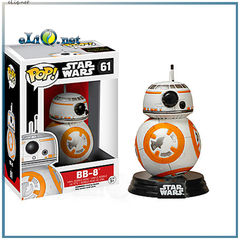 BB-B Pop! Bobble-Head Figure by Funko - Star Wars: The Force Awakens (Disney) - Игрушка.