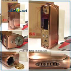 [предзаказ] Sigelei 66 TC Box Mod. боксмод вариватт с температурным контролем.