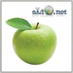 Зеленое яблоко, Green apple (eliq.net) - жидкость для заправки электронных сигарет
