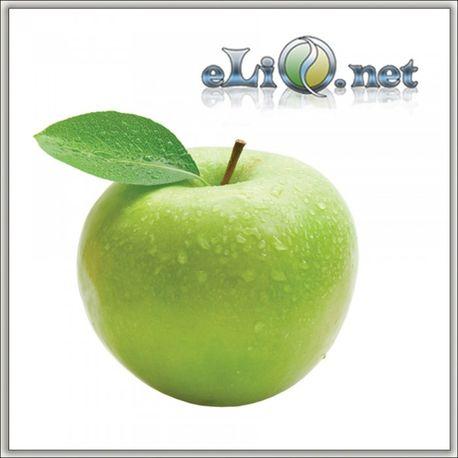 Зеленое яблоко, Green apple (eliq.net)