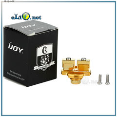 IJOY COMBO Gold-plated Building Deck - IMC-2. обслуживаемая база.