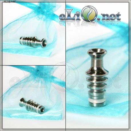 Lotus 510 Metal Drip Tip